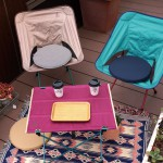 ZELT furniture -強度と軽さが両立したレジャーに欠かせない本格的なアウトドアファニチャー