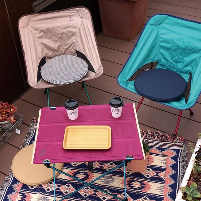 ZELT furniture -強度と軽さが両立したレジャーに欠かせない本格的なアウトドアファニチャーが出来ました。-