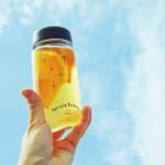 Twinkle Twinkle Lunch -トゥインクルトゥインクルランチ 乙女のキラキラなランチタイムにクリアボトル。