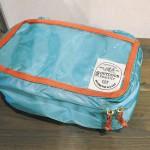 ZELT Light Travel-ツェルトライトトラベル ZELT LIGHTの生地を使用したトラベルグッズ。軽くて便利なパッキングバッグ。