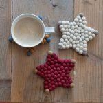 Woolly stars -ウーリースター- クリスマスやハロウィンにオススメのウールコースター