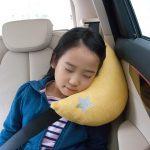 GOING TO A GO-GO - ゴーイング トゥー ア ゴーゴー- ドライブ中のお昼寝タイムに。首の負担を和らげるシートベルトまくらです。